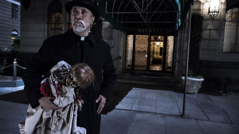 Annabelle 2: Creation, Anthony LaPaglia, horror