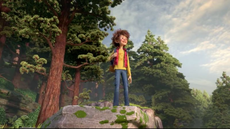 The Son of Bigfoot, best animated movies (horizontal)