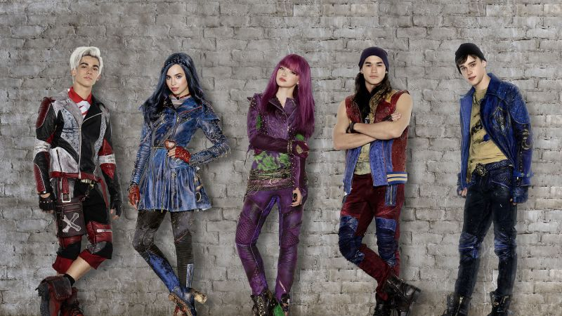 Descendants 2, musical, Maleficent, Jafar (horizontal)
