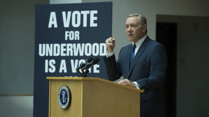 House of Cards, Best TV Series, political, Kevin Spacey, season 5, streaming, HD (horizontal)