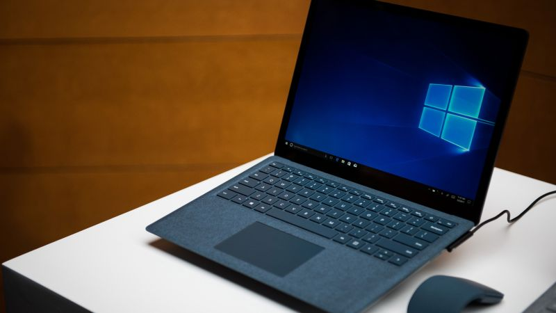 Microsoft Surface Laptop, best laptops, review (horizontal)