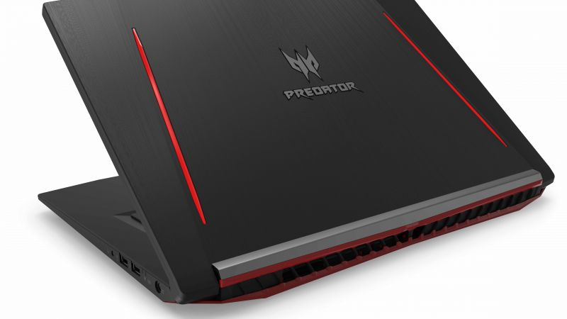 Acer Predator Helios 300, gaming PC, best laptops (horizontal)