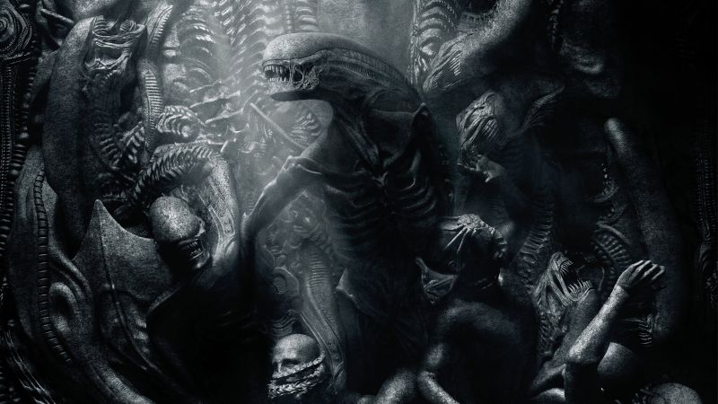 Alien: Covenant, alien, monster, best movies (horizontal)