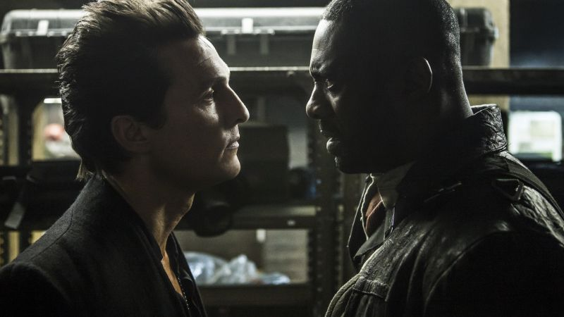 The Dark Tower, Matthew McConaughey, Idris Elba, best movies (horizontal)