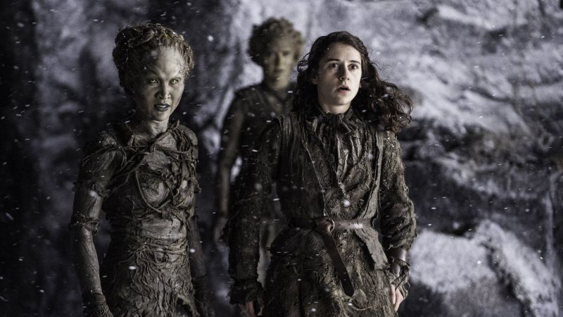 Game of Thrones, Meera, children of the forest, Best TV Series, season 7 (horizontal)