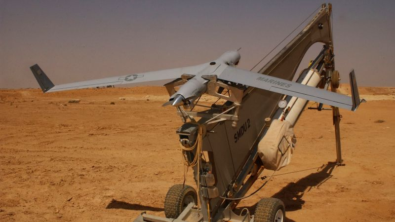 ScanEagle, drone, UAV, U.S. Army, U.S. Air Force (horizontal)