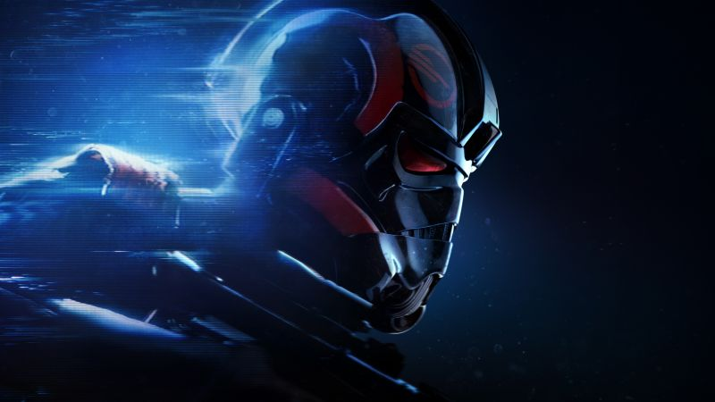 Star Wars: Battlefront II, 4k, poster (horizontal)