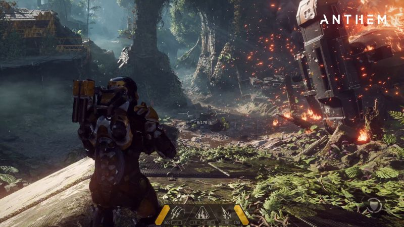 Anthem, 4k, screenshot, gameplay, E3 2017 (horizontal)