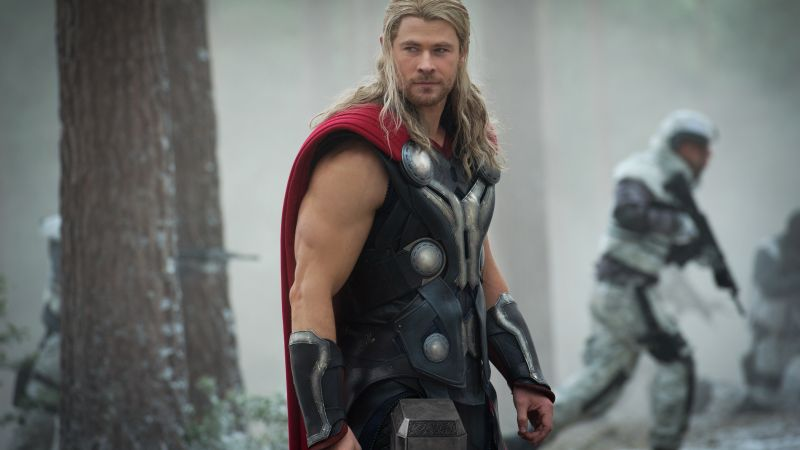 Thor: Ragnarok, Chris Hemsworth, 4k, 5k (horizontal)