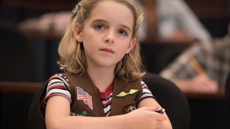 Gifted, Mckenna Grace, 4k (horizontal)