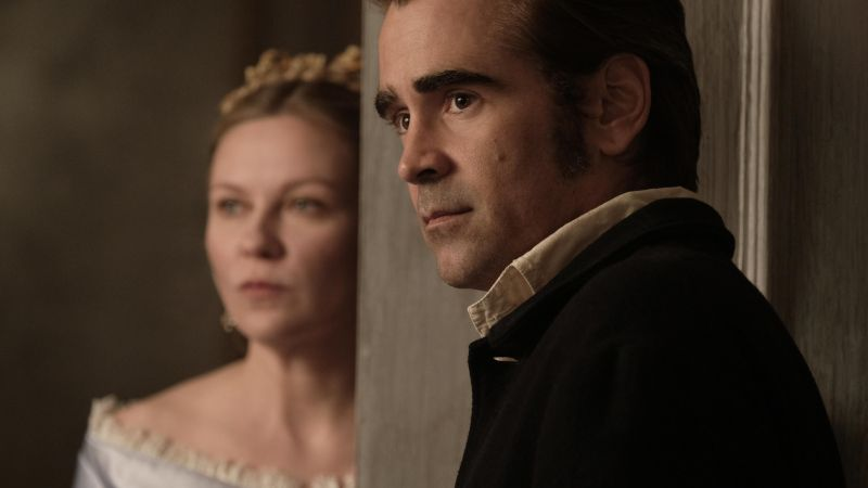 The Beguiled, Kirsten Dunst, Colin Farrell, 4k (horizontal)