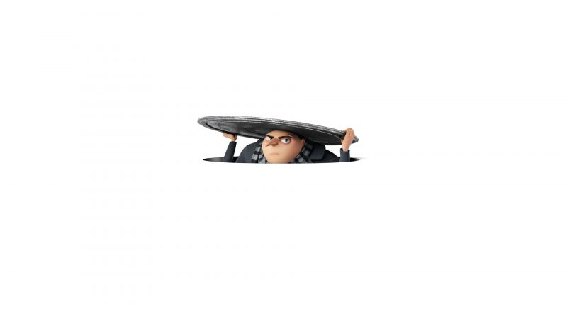 Despicable Me 3, Dru, 4k (horizontal)