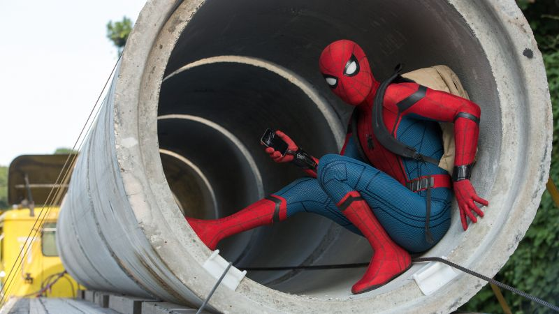 Spider-Man: Homecoming, 5k (horizontal)