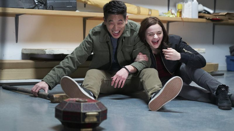 Wish Upon, Joey King, Ki Hong Lee, 4k (horizontal)