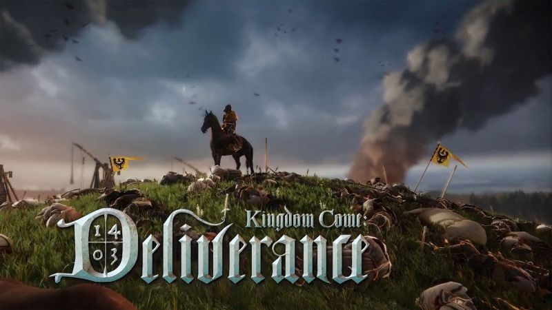 Kingdom Come: Deliverance, 4k, E3 2017, screenshot (horizontal)