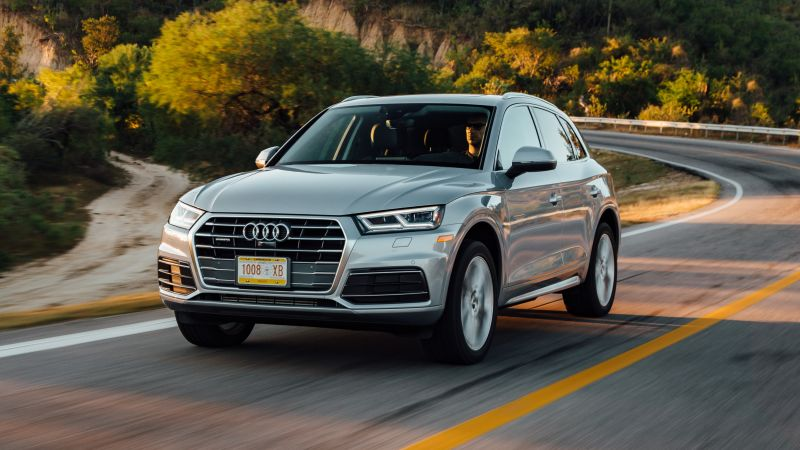 Audi Q5, 2018 Cars (horizontal)