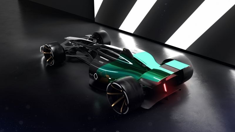 Renault RS 2027 Vision, Concept, 4k (horizontal)