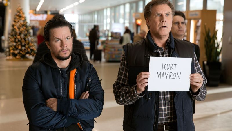 Daddy's Home 2, Mark Wahlberg, Will Ferrell, 5k (horizontal)