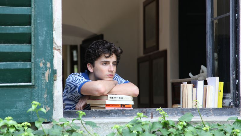 Call Me by Your Name, Timothee Chalamet, 5k (horizontal)
