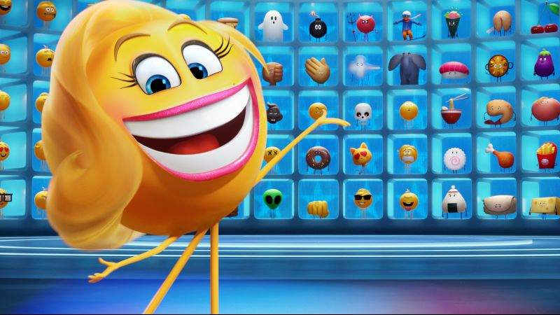 Emojimovie: Express Yourself, smiley, 5k (horizontal)