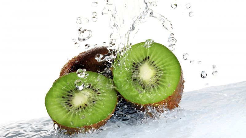 kiwi, fruit, water, 5k (horizontal)