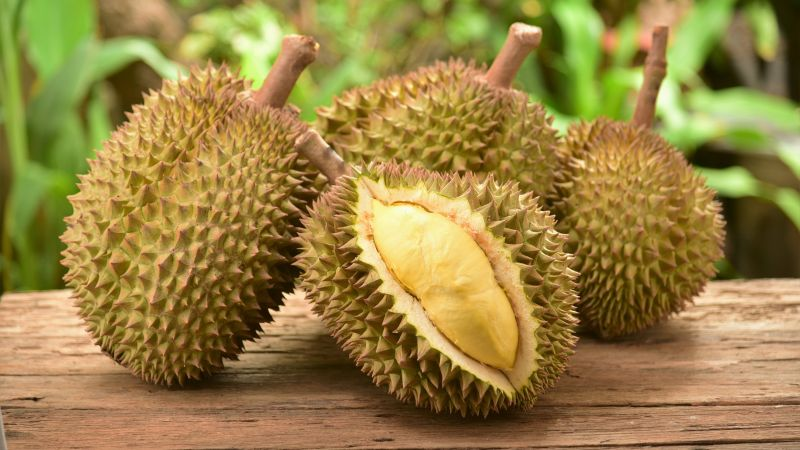 durian, fruit, 5k (horizontal)
