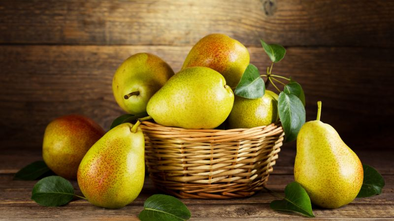 pear, fruit, 5k (horizontal)