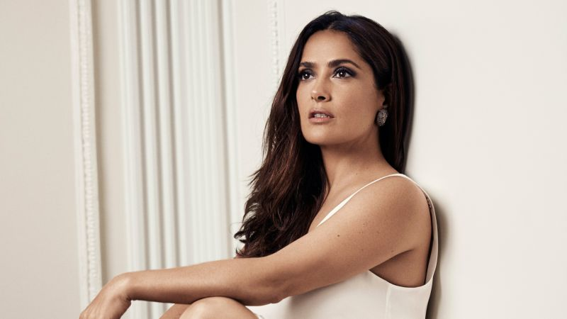 Salma Hayek, photo, HD (horizontal)