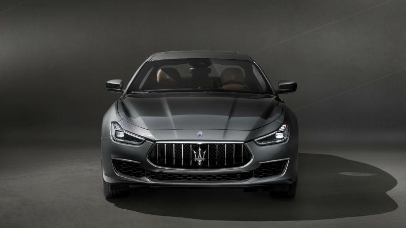 Maserati GranTurismo Sport, 5k (horizontal) ...