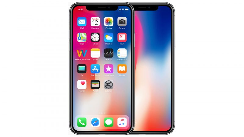 iPhone X, WWDC 2017, 4k (horizontal)