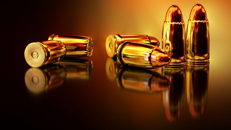 bullets, 4k (horizontal)