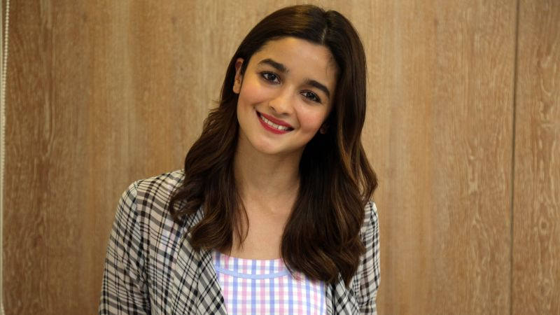Alia Bhatt, hot, bollywood, 4k (horizontal)