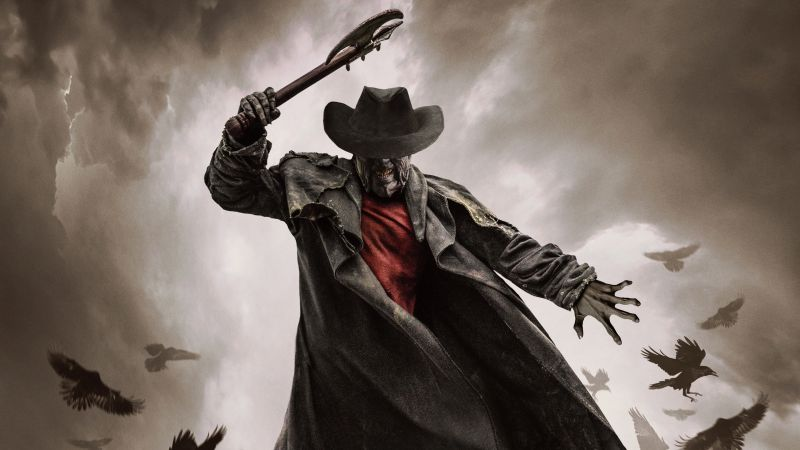 Jeepers Creepers 3, poster, 4k (horizontal)
