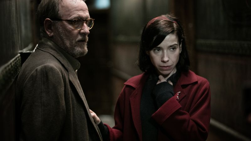 The Shape of Water, Sally Hawkins, Richard Jenkins, 5k (horizontal)