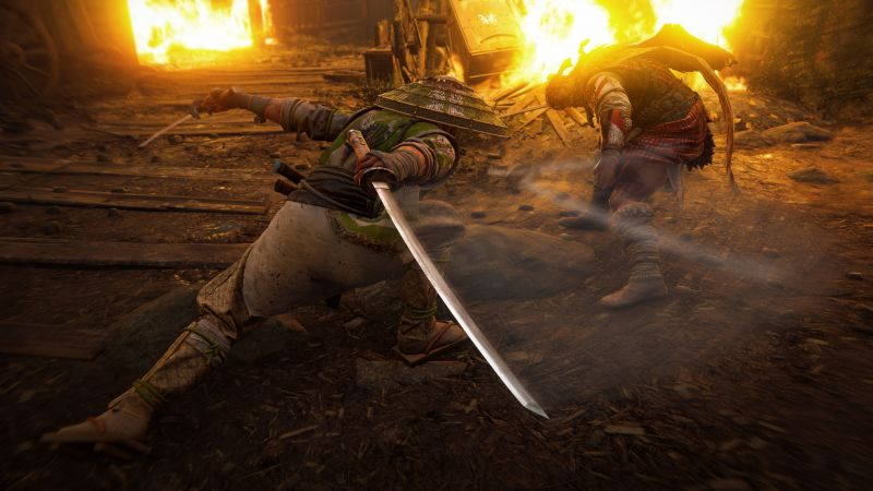 For Honor Season IV, screenshot, 4k (horizontal)