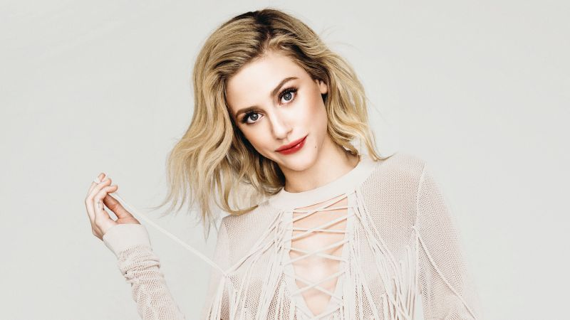 Lili Reinhart, hot, 4k (horizontal)