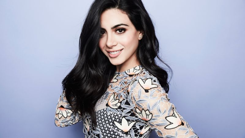 Emeraude Toubia, photo, 5k (horizontal)