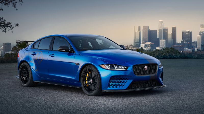 Jaguar XE SV Project 8, 2018 Cars, 4k (horizontal)