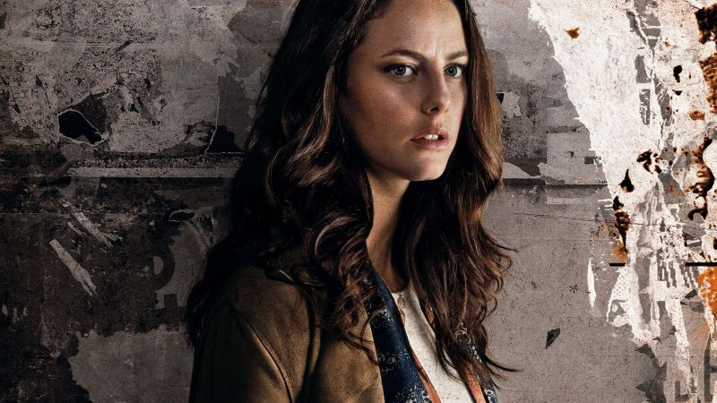 Maze Runner: The Death Cure, Kaya Scodelario, 4k (horizontal)