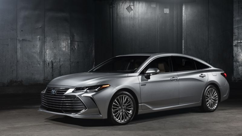 Toyota Avalon, 2018 Cars, 4k (horizontal)