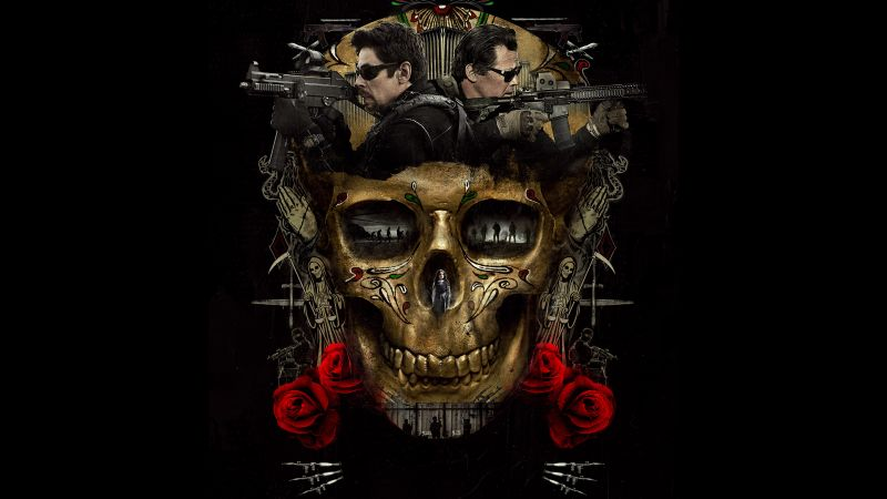 Sicario: Day Of The Soldado, Josh Brolin, Benicio Del Toro, 8k (horizontal)