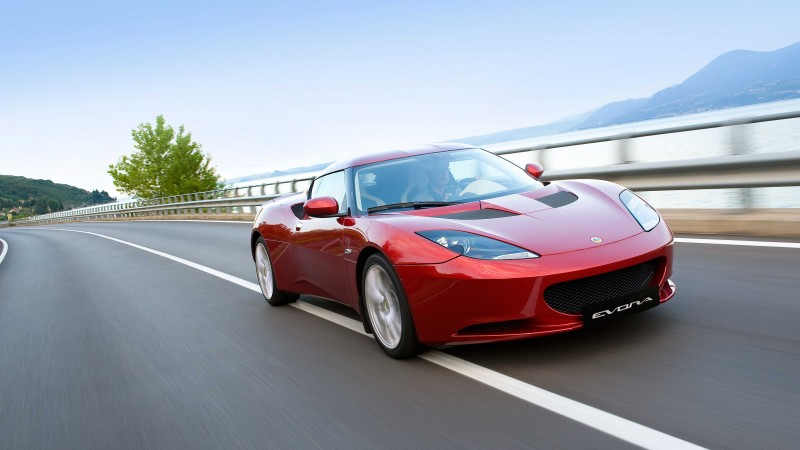 Lotus Evora S, supercar, Lotus, sports car, luxury cars, review, red, test drive, buy, rent (horizontal)