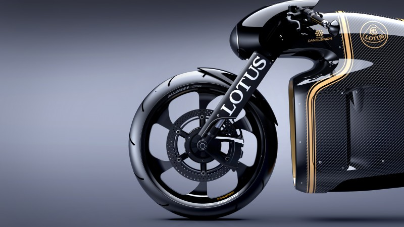 Lotus C-01, concept, motorcycle, Kodewa, superbike, cruiser, test drive, speed