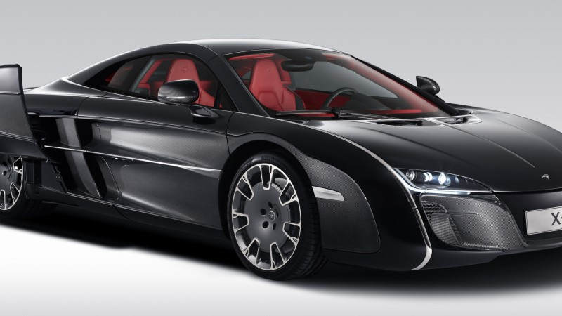 Wallpaper Mclaren X Supercar Mclaren Concept Luxury Cars