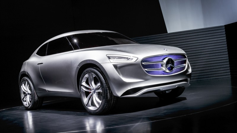 Mercedes-Benz Vision G-Code, hybrid, Mercedes, hydrogen, SUV, supercar, luxury cars, concept, ecosafe (horizontal)