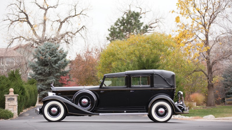 Packard Twelve, retro, Packard, classic cars, luxury cars, side, sports car, rent, buy