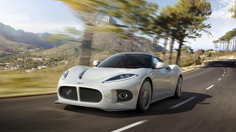 Spyker B6 Venator, concept, Spyker Cars, luxury cars, supercar, sports car, speed, test drive, road
