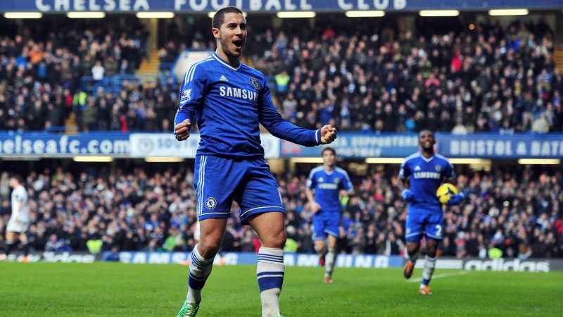 Football, Eden Hazard, soccer, FIFA, The best players 2015, Chelsea, Attacking midfielder, Winger, footballer (horizontal)