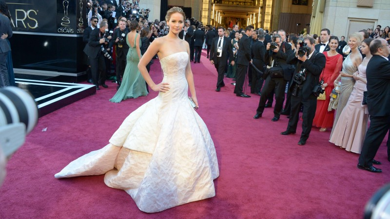 Jennifer Lawrence, Most Popular Celebs in 2015, Actress, film, The Hunger Games (horizontal)