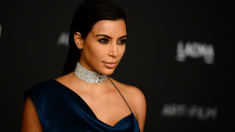 Kim Kardashian Paper, Most Popular Celebs in 2015, Grammys 2015 Best Celebrity, television personality, model, actress (horizontal)